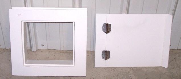 Doors In Light Gray See Through Or Aluminum. All Of Our Doors Are Custom  Built