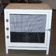 D Amp D Kennel Buildings And Kennel Supplies Veterinarian Cages